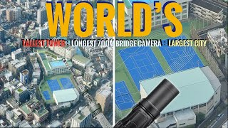 Nikon P1000: 3000MM Zoom Lens …