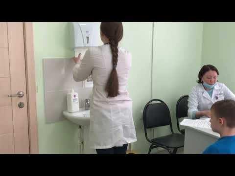 Интерны –педиатры. КМИС Поликлиника.