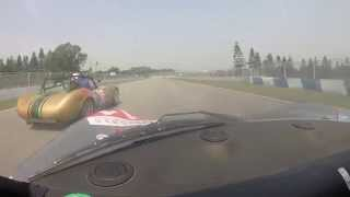 Close racing in last lap of Zhuhai International Circuit Pan Delta Circuit Hero One - Round Two 2014
