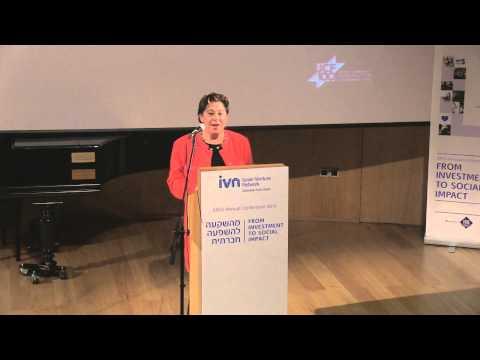 Ms. Jennifer Gorovitz,  CEO San Francisco Jewish Community Federation