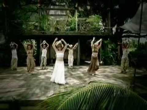 Ayumi Hamasaki-FairyLand Music Video