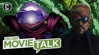 Spider-Man: Far From Home Trailer Has Mysterio and Nick Fury - Movie Talk
