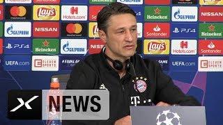 Nach Freiwild-Aussage: Niko Kovac redet Klartext | Benfica Lissabo - FC Bayern München | SPOX