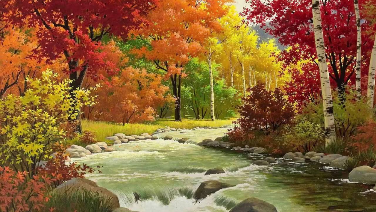 Jacob Tillberg - No Money Осень в лесу фото, картинки и ...