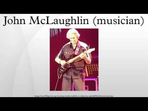 John McLaughlin (musician)