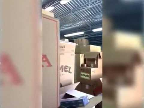 Изъятие контрафактных сигарет в Самаре
