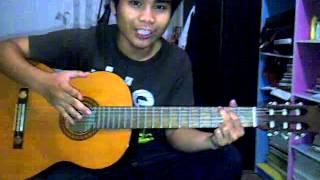 cara menyanyikan dan memainkan gitar lagu geby   tinggal kenangan