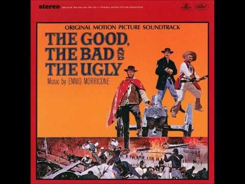The Good, The Bad And The Ugly - Ennio Morricone la música de ennio morricone