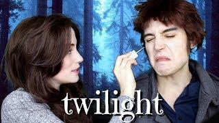 twilight bella swan turns my boyfriend into edward cullen 🍎 giveaway closed