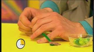 Mister Maker: How To Make A Key Ring Charm