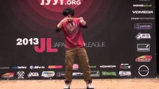 2013 East Japan Yo-Yo Contest B Block 5A Takafumi Endo