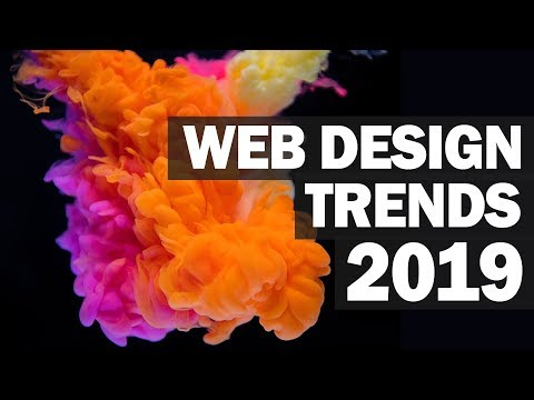 Top 5 Web Design Trends in 2019