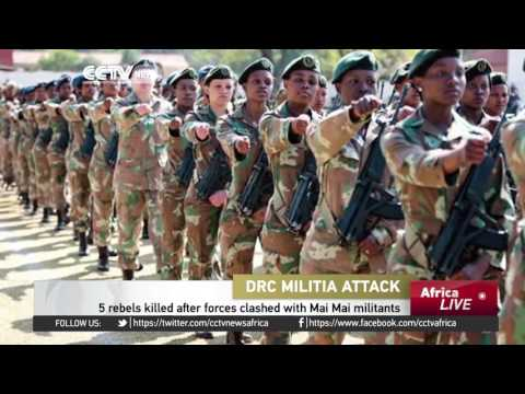 South Africa confirms one of it soldiers killed in the DRC militia attack