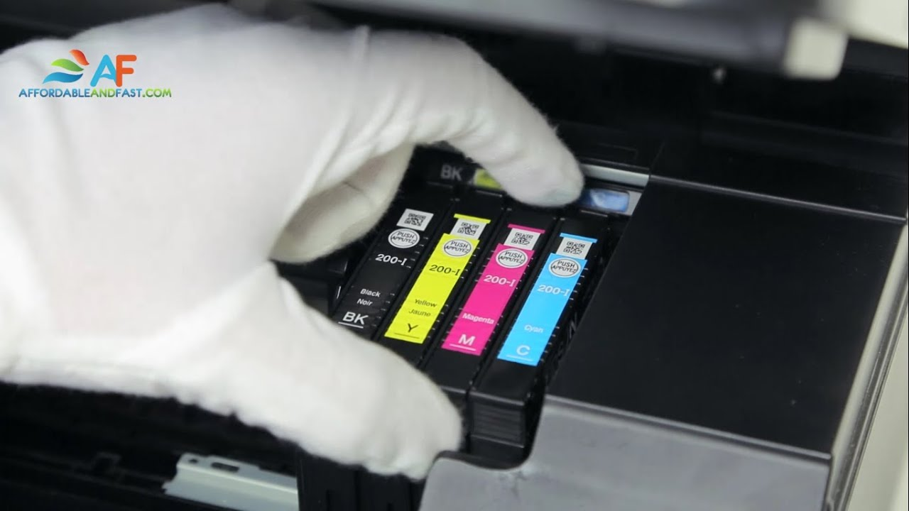 How To Replace Ink Cartridge For Epson Xp 300 400 Manual Guide