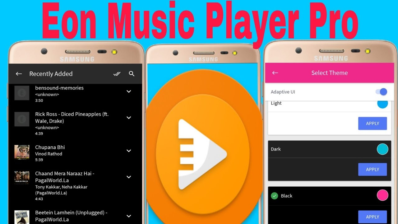 Music Player Paid Apk