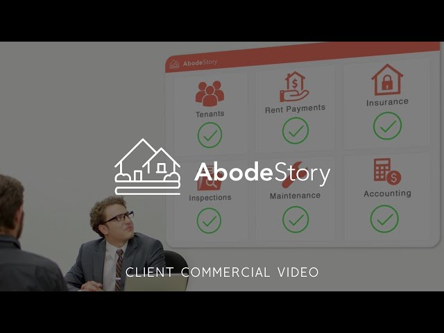 Abode Story Website Video - Made by Envy Creative