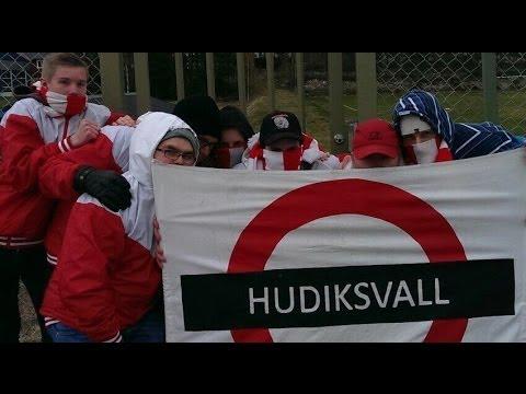Slaget om Hälsingland: Söderhamn - Hudiksvall 7 maj 2014