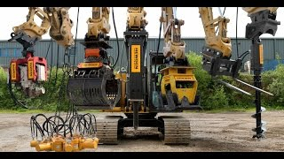 Hewden Excavator Attachments - More Than Just a Digger