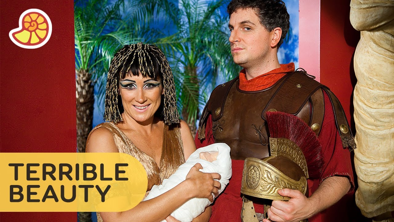 Online Dating With Cleopatra and Mark Antony | Horrible Histories
