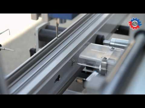 Копировально-фрезерный станок для алюминиевого профиля OMRM 127