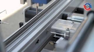 Копировально-фрезерный станок для алюминиевого профиля OMRM 127(Копировально-фрезерный станок для алюминиевого профиля OMRM 127 Ozgenc Makina - предназначен для сверления отверсти..., 2013-04-19T05:48:45.000Z)