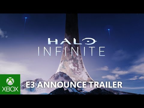 Halo Infinite - E3 2018 - Announce Trailer