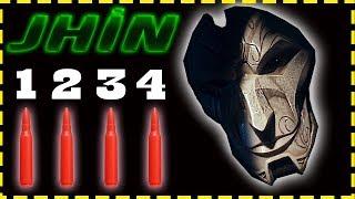 RURF Mod Jhin ONE SHOT (TEK ATIYORUM) 🔴 ✅
