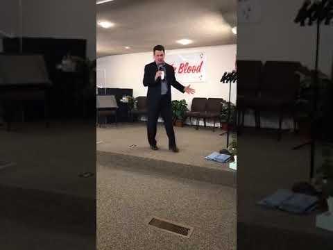 EARLY Pastor Dewey Ward