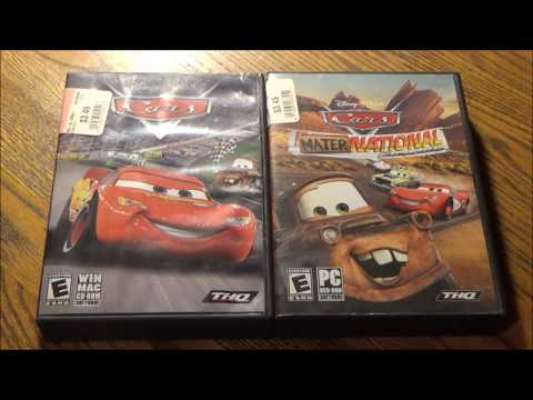 Lightning In A CD Case - Cars and Cars Mater-National Championship PC Games (OTTO 4)