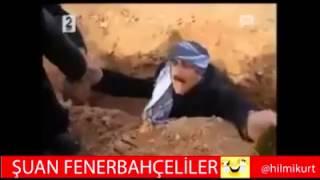 Fenerbahçe Erciyes Maçı Sonrası Taraftar (Temsili)