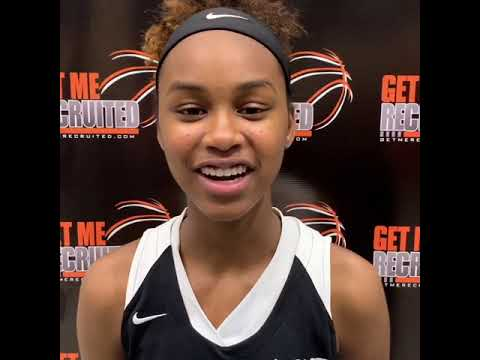 Bobbi Smith (Carolina Dream/SE Raleigh HS/Raleigh, NC) 2022 5'9 G