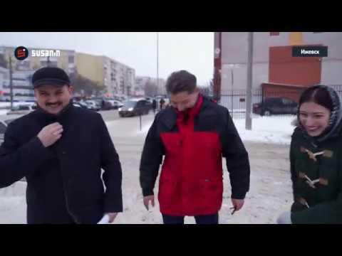 Прогулка по Устиновскому району Ижевска с Олегом Бекмеметьевым