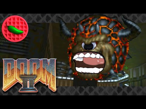 Grand Theft Flamethrower Lets Play Doom Ii No Rest For The