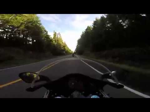 Motorcycle Trip Seattle-Murrieta