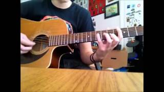 The Red Jumpsuit Apparatus - Your Guardian Angel - Guitar Cover