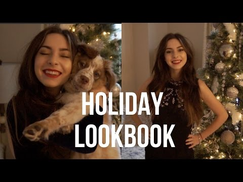 Holiday Lookbook | Chelsea Trevor