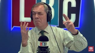 The Nigel Farage Show On Sunday: What should i ask Michel Barnier? 1/2  LBC - 7th January 2018