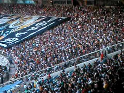 Brasil Soccer Game in Worlds Largest Stadium