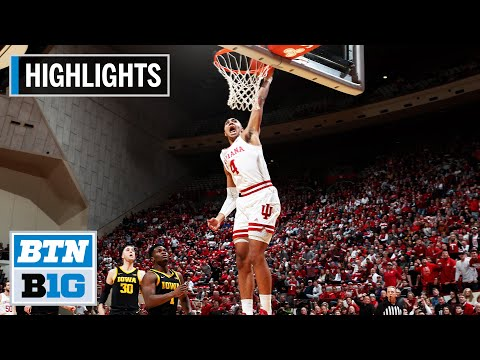highlights:-green-scores-27-off-the-bench-|-iowa-at-indiana-|-feb.-13,-2020
