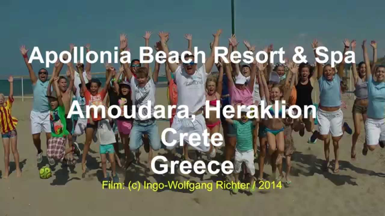 Hotel Apollonia Beach Resort And Spa