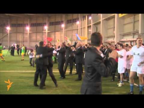 Tatarstan Celebrates Russia's World Cup Bid With Soccer Marathon (Radio Free Europe/Radio Liberty)