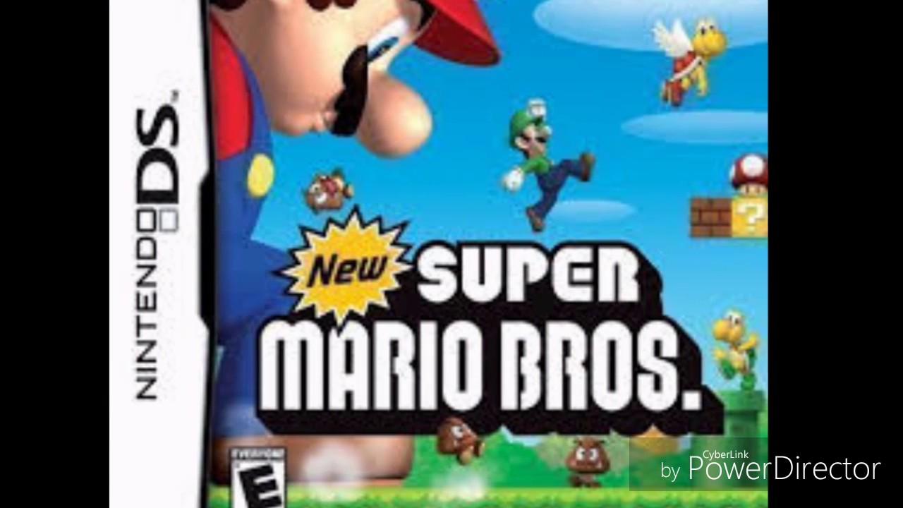 drastic new super mario bros