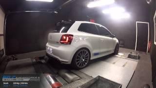 Reprogrammation Moteur VW Polo R WRC 2.0 TSI 220hp @ 309hp par BR-Performance