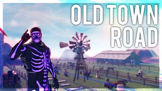 OLD TOWN ROAD - Lil Nas X (Fortnite Music Blocks) CODE TO MAP