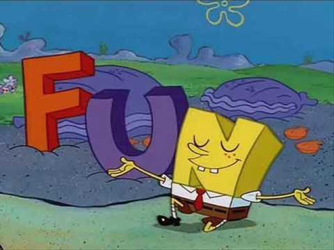 Spongebob Schwammkopf fun-song