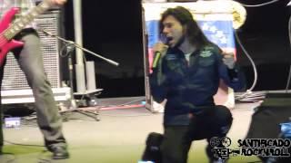 LEO JIMENEZ - HIJO DE LA LUNA [Gillmanfest Caracas Rock En La Capital 2014]