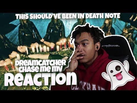 Dreamcatcher(드림캐쳐) _ Chase Me MV - REACTION   Spooky MV for Spooky Season! 👻