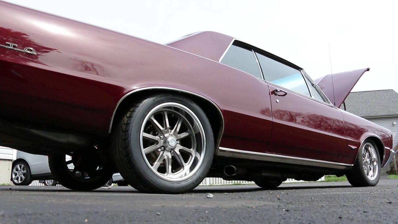 1965 Pontiac GTO For Sale~478 Big Block w/ 535RWHP~M21 4 Speed ...