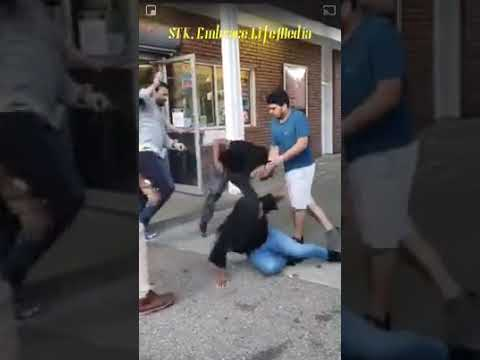 Tyrone Muhammad saying it shouldn't be prison for foreigners who beat our Women like this