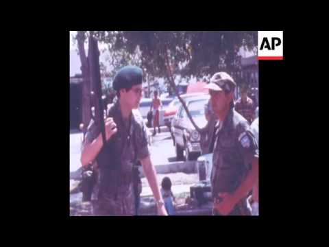 RR8146 NICARAGUA REVOLUTION UNDER THREAT